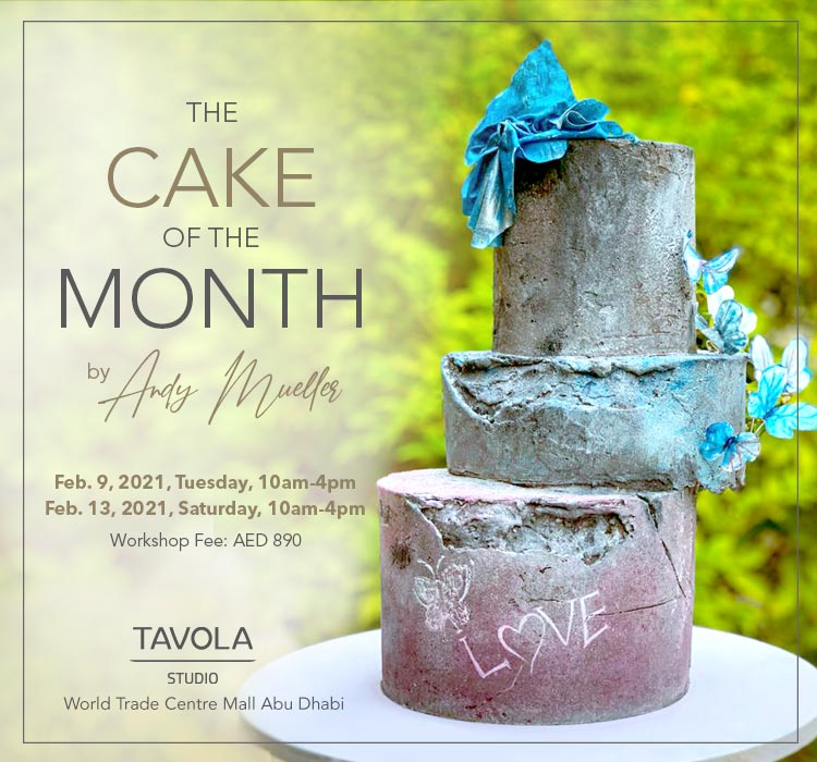 The Cake of the Month