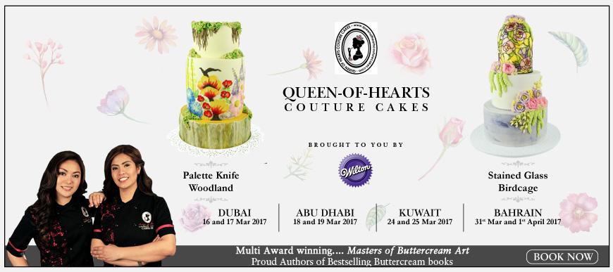 Queen of Hearts Workshop